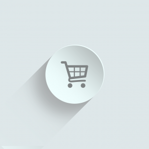 icon, shopping, shopping cart